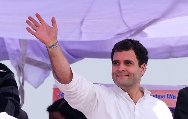 The changes, including the elevation of party general secretary Rahul Gandhi in the organization, are designed to allow Gandhi room to etch his imprimatur on the future of the country's oldest political party. Photo: Pradeep Gaur/Mint