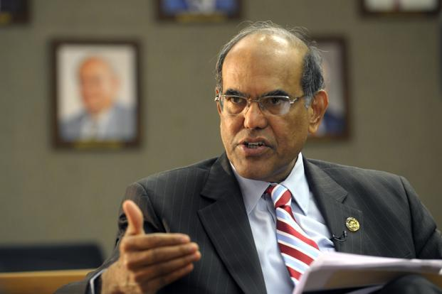 A file photo of the RBI governor D. Subbarao. Photo: Abhijit Bhatlekar/Mint