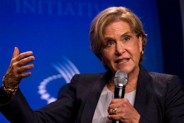 Judith Rodin, president of the Rockefeller Foundation, said we need political solutions as much as we need health solutions to reach our development goals. Photo: Getty Images/AFP
