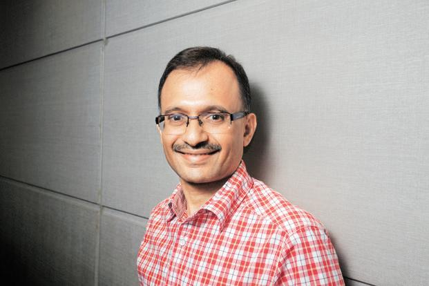 Harish Bhat says in the next two years there will be 100 new Starbucks cafes in India. Photo: Abhijit Bhatlekar/Mint (Abhijit Bhatlekar/Mint)