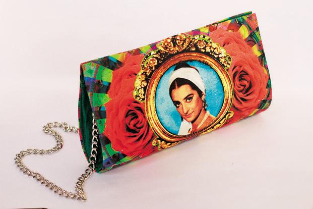 Attic, Bir Sagar 396/20, 17th Road, Santacruz (West), Mumbai: Saira Banu clutch, Rs2,530.