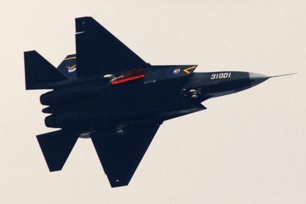 Fuerzas Armadas de la República Popular China - Página 3 J-31--621x414