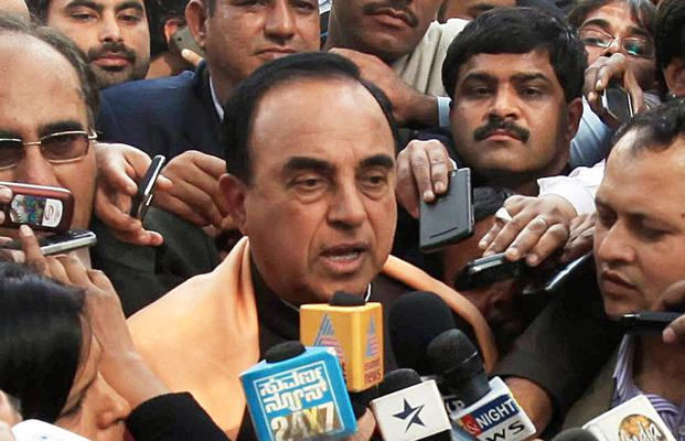 Subramanian Swamy is often dubbed 'Sherlock Swamy' for his ability to dig up all kinds of information against the who-is-who of Indian politics. Photo: Hindustan Times