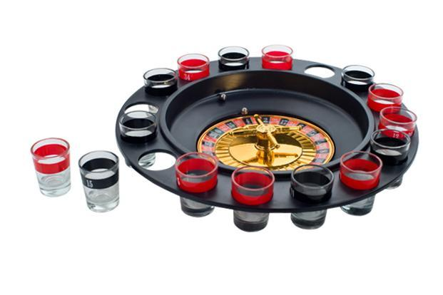 Gifts of Love, Select CityWalk mall, Saket, New Delhi: Drinking roulette, Rs2,995.