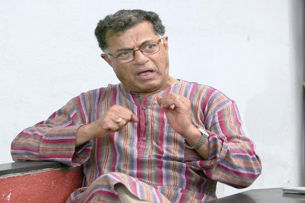 Girish Karnad. Photo: Hindustan Times
