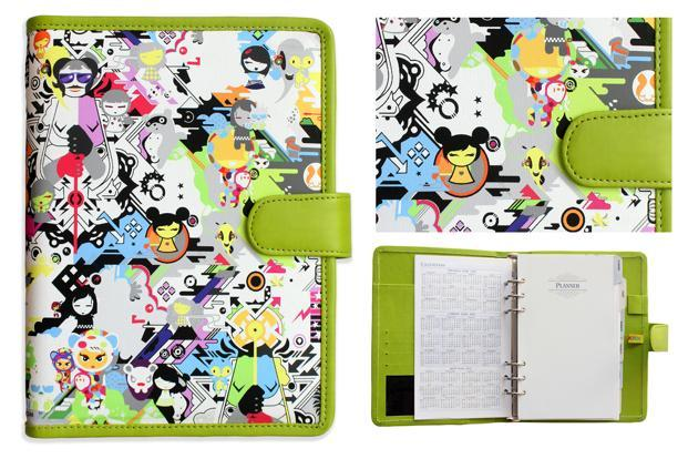 QuirkBox.com: A planner with magnetic flap, Rs1,980.