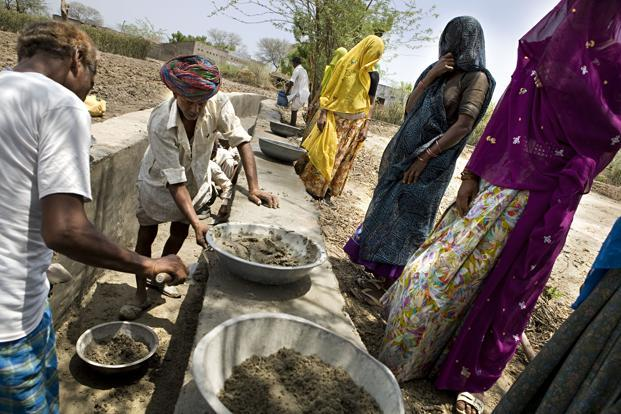 It seems that the role played by MGNREGA in increasing agricultural wages may have been confounded by an increase in agricultural productivity over the same period. Photo: Mint