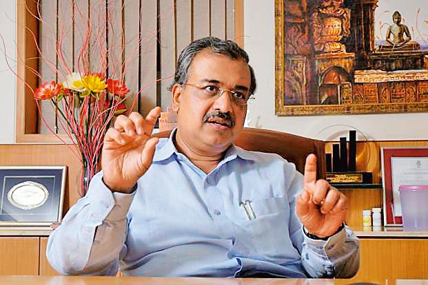 Sun Pharma managing director Dilip Shanghvi. Photo: Mint