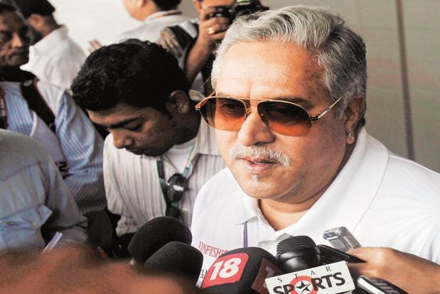 United Spirits' promoter Vijay Mallya. Photo: Ahmad Masood/Reuters
