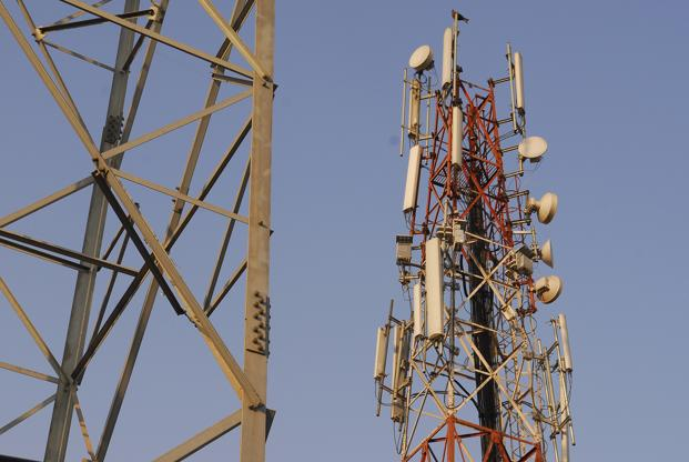 The government is likely to raise about `1 trillion from spectrum refarming, the 1800MHz airwaves auction and the one-time fee, according to telecom analysts. Photo: Mint