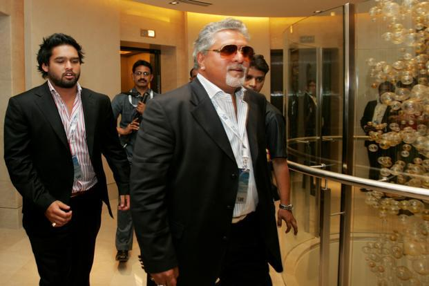 Vijay Mallya remains chairman and retains a 15% stake in a company whose value can only increase and that he also continues to own a 37.5% stake in and control United Breweries. Photo: Hindustan Times