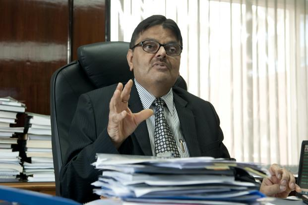 SAIL chairman C.S. Verma. SAIL imports about 10 million tonnes (mt) of coking coal a year to fire its steel plants and the commodity is shipped mostly through ports located in Visakhapatnam, Paradip and Haldia ports. Photo: Ramesh Pathania/Mint