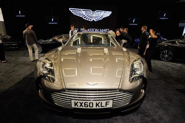 Mahindra And Mahindra Approached To Buy Aston Martin Report Livemint - Buy aston martin