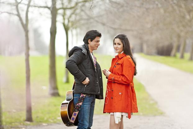 Jab Tak Hai Jaan is strikingly out of tune with the age