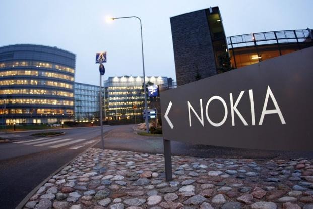 "News of the takeover came as Nokia unveiled a HERE mapping and location-based services platform that will be powered in the Internet ""cloud"" to work across an array of devices and operating systems. Photo: AFP"