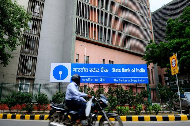 A file photo of an SBI branch. Photo: Pradeep Gaur/Mint