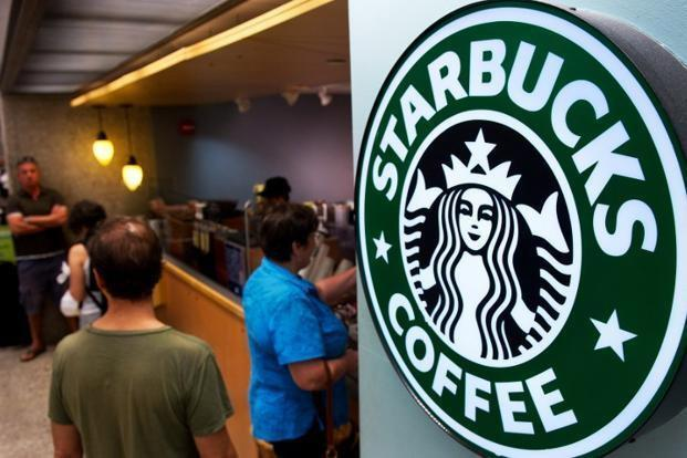 Starbucks will open its first Tazo tea shop this Friday. Photo: Paul J. Richards/AFP