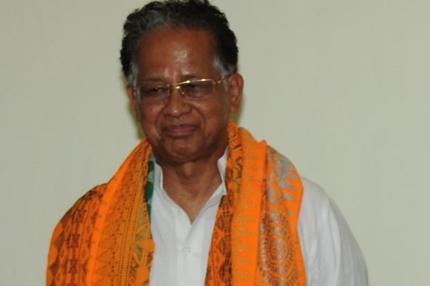 Assam chief minister Tarun Gogoi. Photo: Indranil Bhoumik/Mint