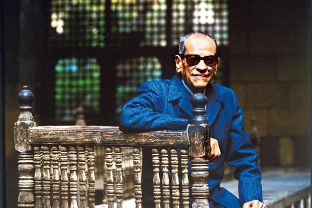 Naguib Mahfouz wrote his great Cairo trilogy about the old city he knew intimately. Photo: Barry Iverson/Getty Images