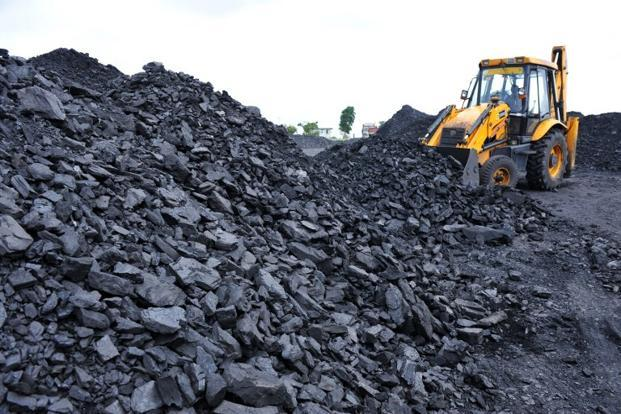 Coal India has set a target of producing 468.74 million tonnes in 2012-13 amid land and environment-related hurdles and is under pressure from power firms for more supplies. Photo: Noah Seelam/AFP