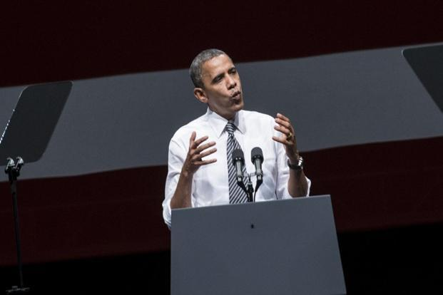 US President Barack Obama. Photo: AFP
