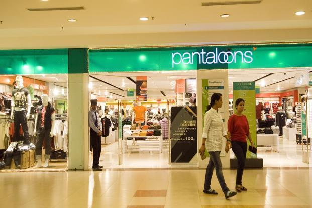 Pantaloon has been struggling with weak same-store sales growth for some quarters now. Photo: Ramesh Pathania/Mint