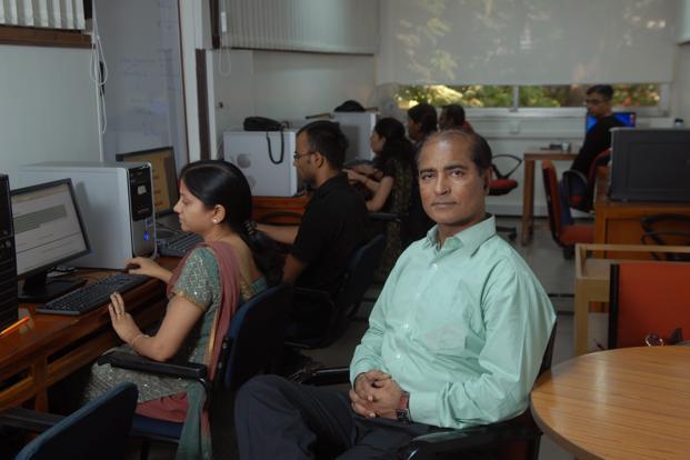 Centre for Development of Advanced Computing (CDAC) executive director Zia Saquib. Photo: Hemant Mishra (Hemant Mishra)