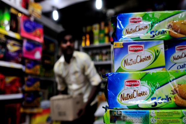 Britannia's improved product mix and price hikes enabled it to restrict the increase in material costs to 7.5%, over a percentage point lower than sales growth. Photo: Priyanka Parashar/Mint