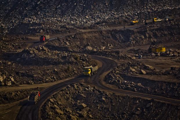Coal India's production from 1 April to 15 October was 208.3 mt, a growth of 9% over the previous year, Rao had said at the end of October. Photo: Getty images