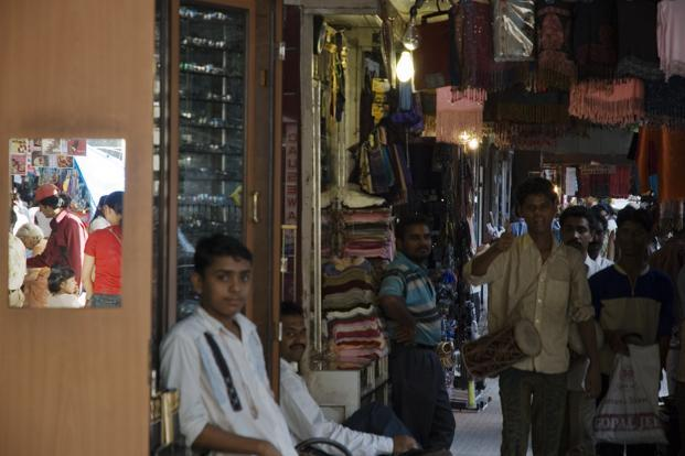 Rents at retail stores in south Mumbai's Colaba Causeway rose primarily on the back of strong retailer demand and preference for high street properties in Mumbai. Photo: Lonely Planet