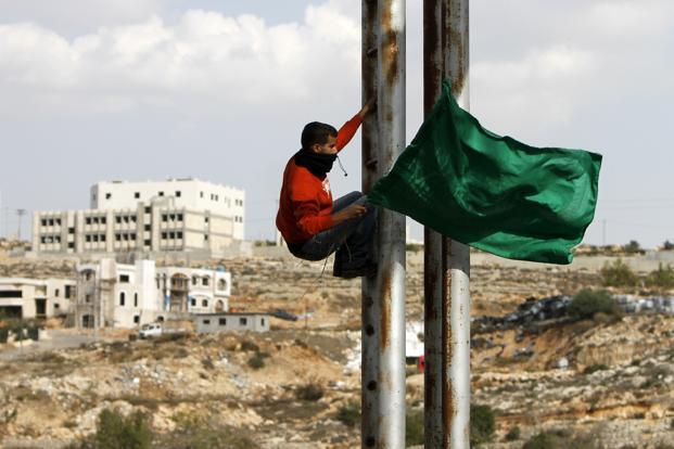 Hamas scored a diplomatic hit, with solidarity visits last week by the foreign ministers of Egypt and Tunisia while its positions were under attack. Photo: Reuters