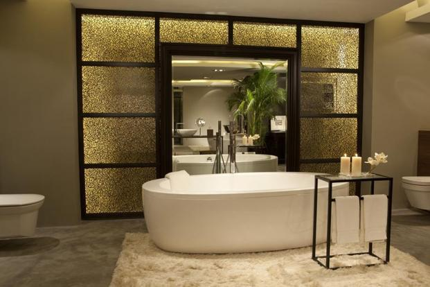 High End Buyers Extend Luxury Concepts To Bathrooms Livemint