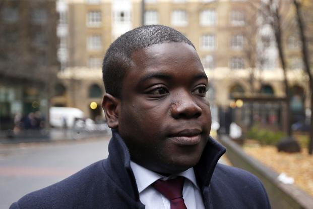 Adoboli was arrested in September 2011, and his trial started a year later. Photo: Stefan Wermuth/Reuters