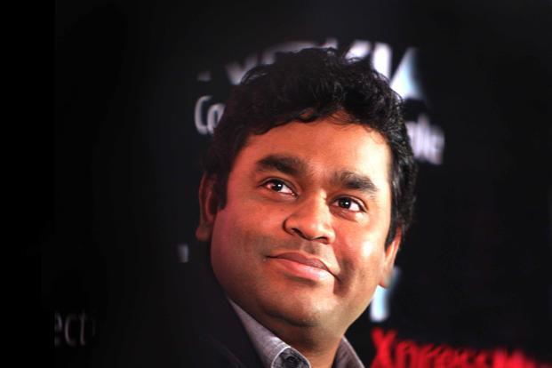 AR Rahman has always been a master manipulator of the pleasant pitch, but a wonderful thing about his best work is how he can surprise us. Photo: Hindustan Times