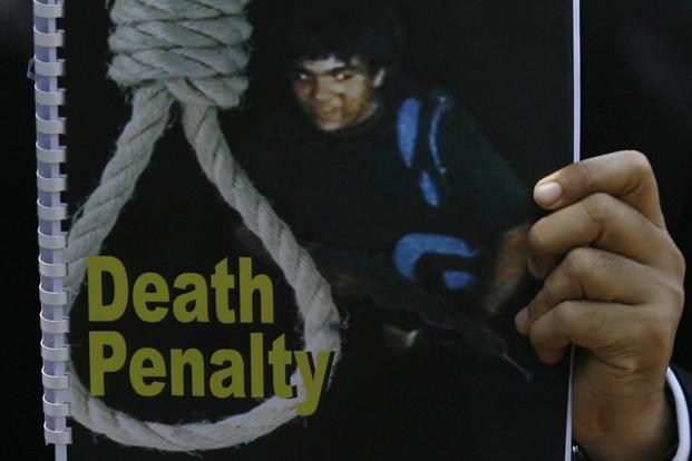 Kasab was hanged in secret on Wednesday in Pune, just days before the fourth anniversary of the attacks. He had no last request. Photo: Reuters