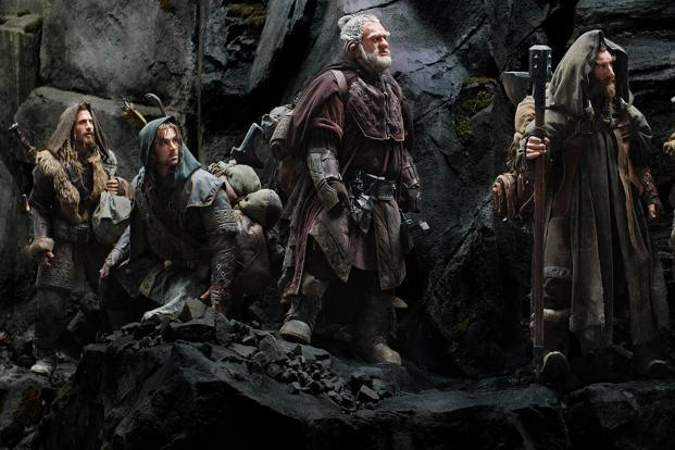 A still from 'The Hobbit: An Unexpected Journey'. The lawsuit comes ahead of the world premiere in Wellington next week of 'The Hobbit: An Unexpected Journey', the first instalment of director Peter Jackson's highly anticipated new Tolkien trilogy.