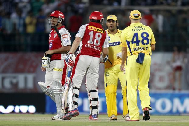 The title sponsor rights include a number of branding and other marketing benefits to be received by the title sponsor at every IPL match during the season as outlined in the invitation to tender. Photo: Gurpreet Singh/Hindustan Times