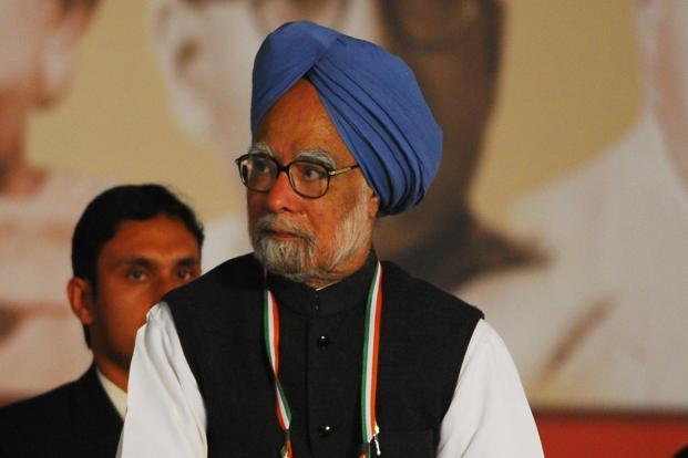 A file photo of Prime Minister Manmohan Singh. Photo: Pradeep Gaur/Mint