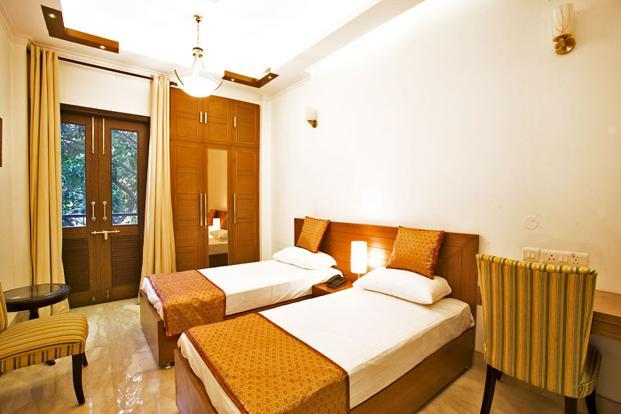 Vacation rentals, such as this one in New Delhi, have become an attractive proposition for small entrepreneurs in the real estate and hospitality businesses because they are low risk compared with the traditional property business. Photo: Stallen Hospitality
