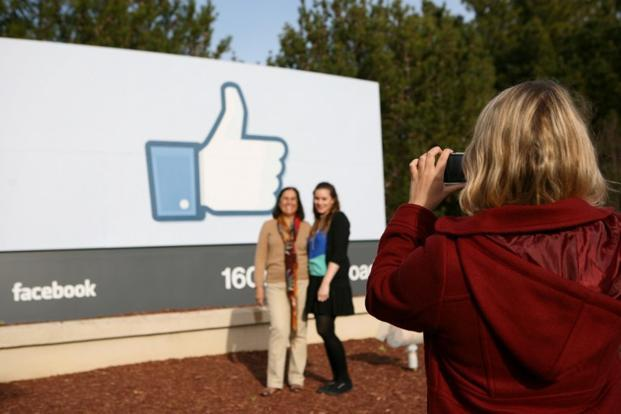 Facebook, which is hugely popular worldwide but is struggling to generate advertising revenue, claims it is abiding by European and Norwegian laws. Photo: AFP
