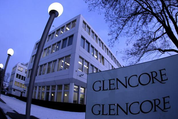 A file photo of Glencore headquarters in Baar, near Zurich. Photo: Reuters