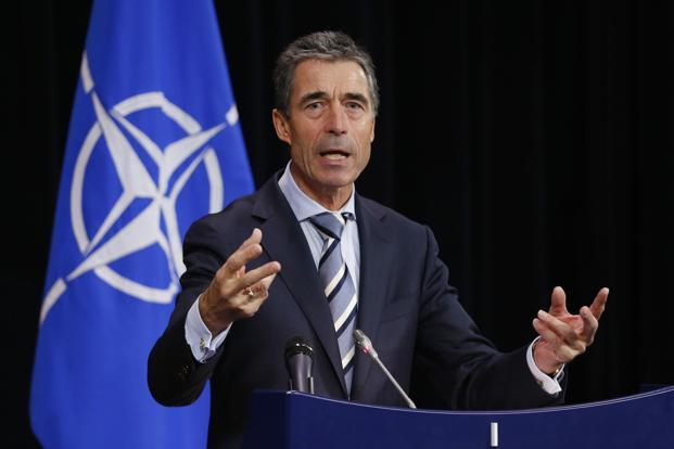 Nato chief Anders Fogh Rasmussen. Photo: Reuters