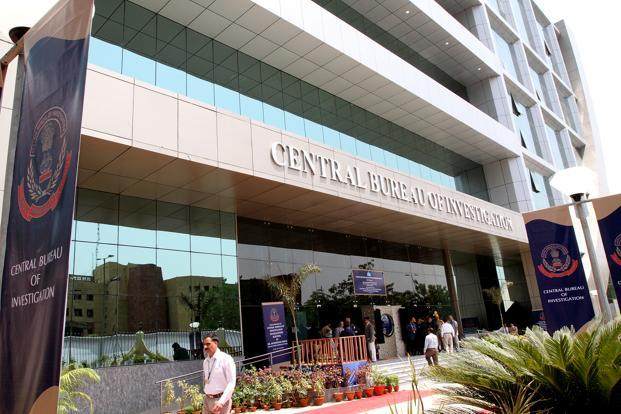 The CBI headquarters in New Delhi. Friday's development comes as the government tries to buy peace for the smooth functioning of Parliament. Photo: Hindustan Times