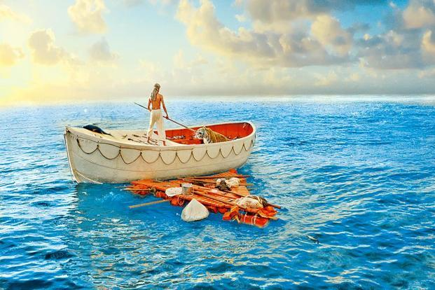 film review life of pi livemint it is difficult to believe that richard parker was digitally created against a green screen