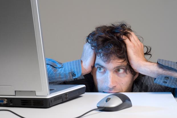 Most of the time email plays mind games with us: Is the server up or down? Mails are coming but not going? What is our attachment limit? 3 MB? 2.7 MB? Is this what my life has come to? Photo: iStock