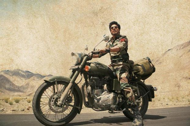 In Jab Tak Hai Jaan, Khan plays the hero who believes true love happens only once.