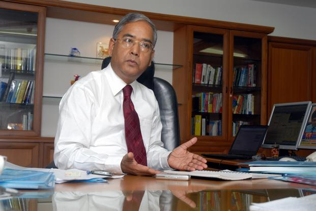 Sebi chairman U.K. Sinha. Photo: Mint