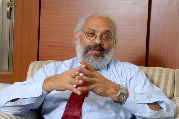 A file photo of RBI deputy governor Subir Gokarn. Photo: Mint