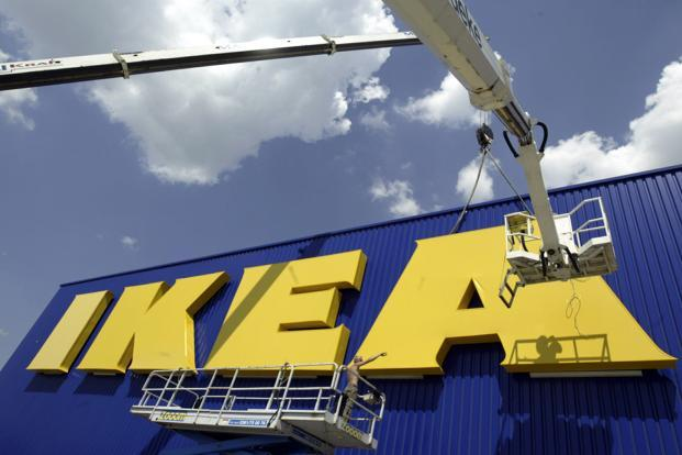 The Foreign Investment Promotion Board (FIPB) approved on Tuesday Ikea's €1.5 billion ($1.9 billion) investment plan on conditions that the retailer would operate only in its core business. Photo: AFP