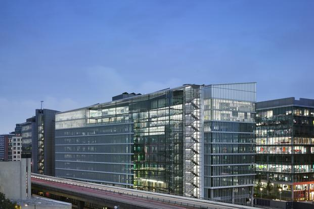 The AstraZeneca headquarter in London. AstraZeneca is battling to turn itself around as key drugs lose patent protection